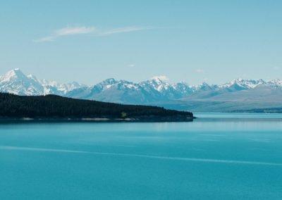 Lake Pukaki Among World's Clearest Waters