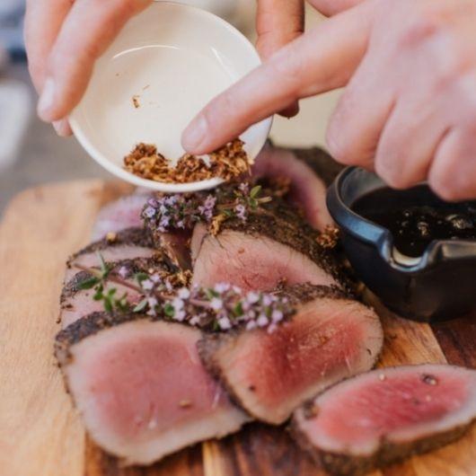 chefs choice fine dining cuisine