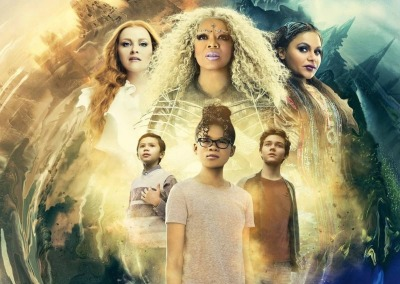 Filming A Wrinkle in Time