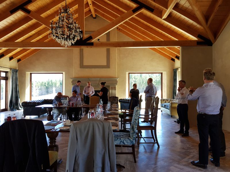 conferencing at moraine lodge