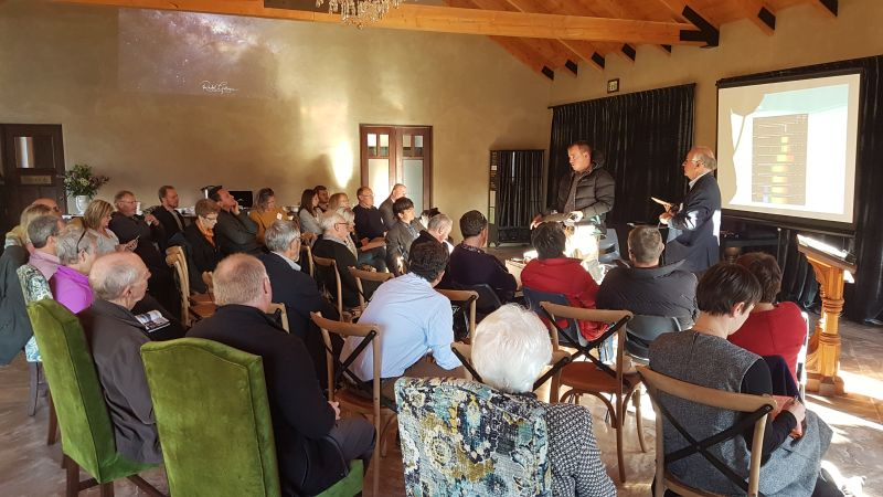 conference at moraine lodge